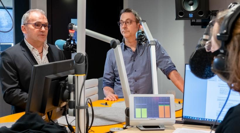 Denis Scuto an Dr Gerben Zaagsma