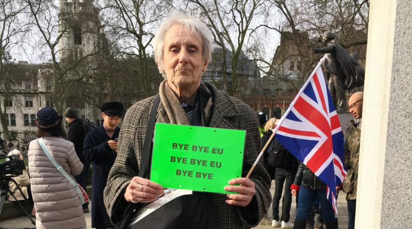 Bye bye EU - Mäin Europa