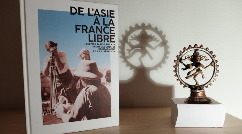 De l'Asie a la France libre