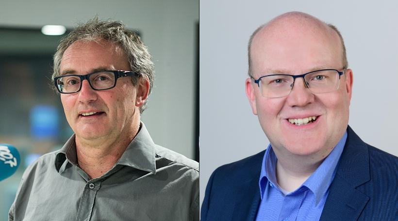 Patrick Arendt a Raoul Scholtes