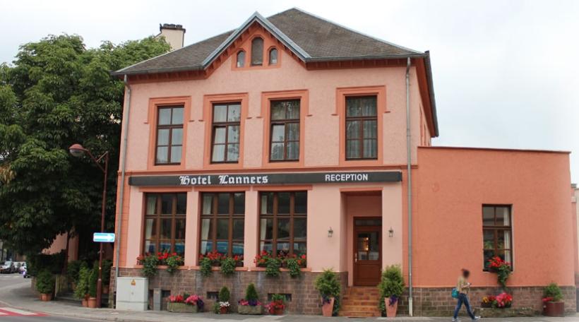 Den Hotel Lanners zu Ettelbréck