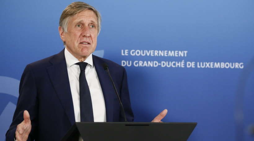 François Bausch, Vice-Premier ministre, ministre de la Mobilité et des Travaux publics, ministre de la Sécurité intérieure ;