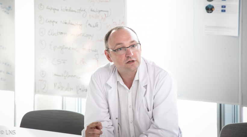 Dr. Michel Mittelbronn