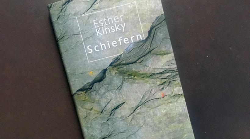 Esther Kinsky Schiefern