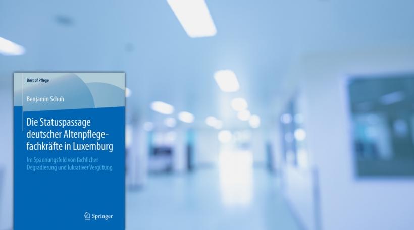 """""""Die Statuspassage deutscher Altenpflegefachkräfte in Luxemburg"""""""