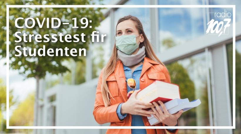 Mäin Europa: COVID-19: Stresstest fir Studenten