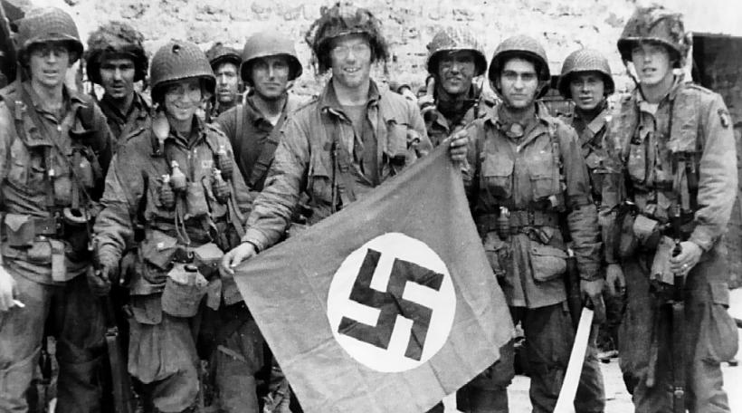 Nazien am Zweete Weltkrich