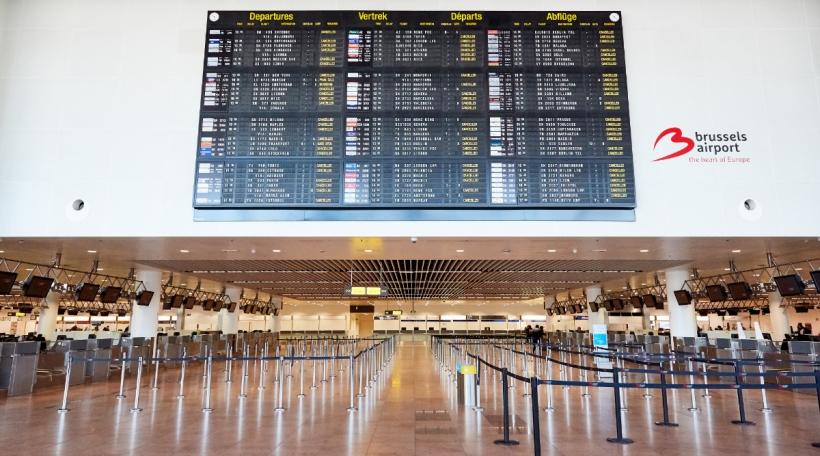 Lock Belgium - Zaventem Airport