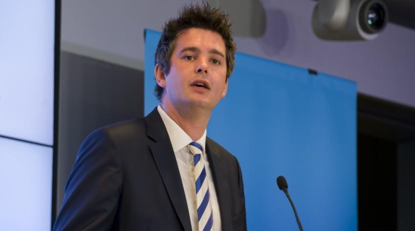 Lex Delles, ministre des Classes moyennes, ministre du Tourisme