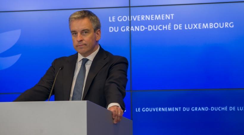 Claude Meisch, ministre de l'Éducation nationale, de l'Enfance et de la Jeunesse