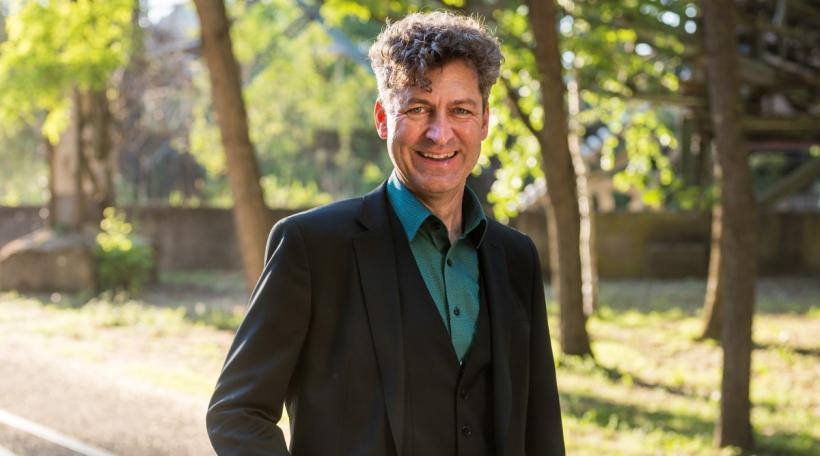 Ralf Beil, Generaldirektor des Weltkulturerbes Völklinger Hütte