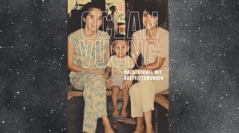 Ocean Wong - Nachthimmel mit Austrittswunden