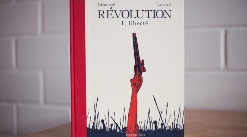 Révolution I. Liberté