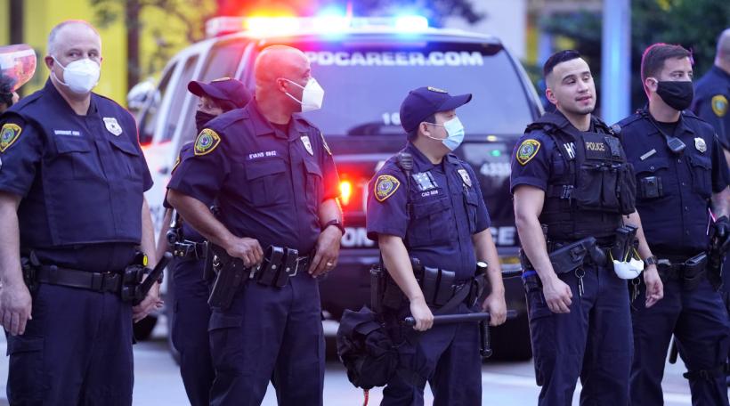 US-amerikanesch Polizisten