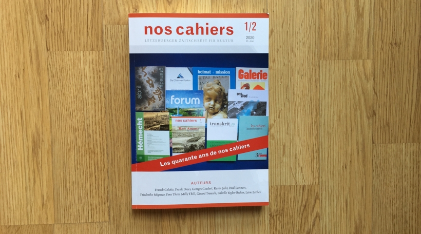 Nos Cahiers
