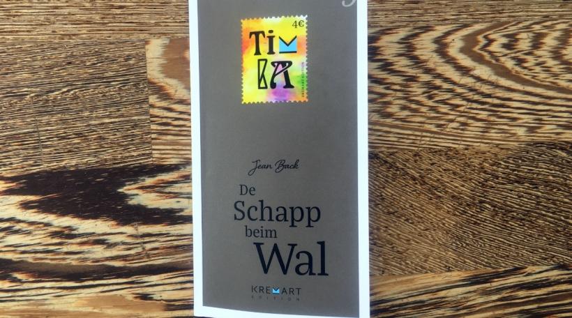 Jean Back - De Schapp beim Wal