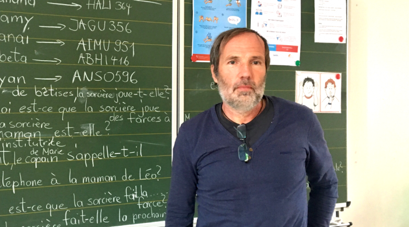 Den Enseignant Jean-Jacques Muller