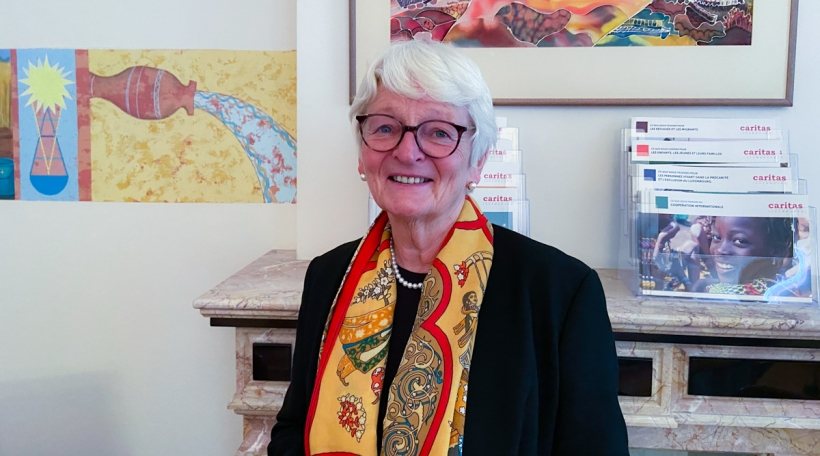 Marie Josée Jacobs
