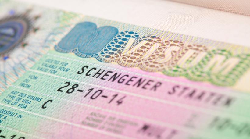 Ee Visa fir an d'Schengener Staaten