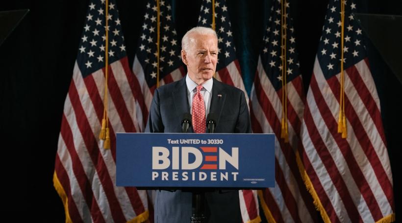 Den Joe Biden ass den neien US-President