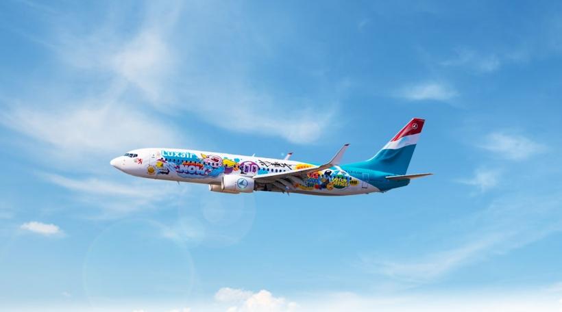 Luxair November 2020