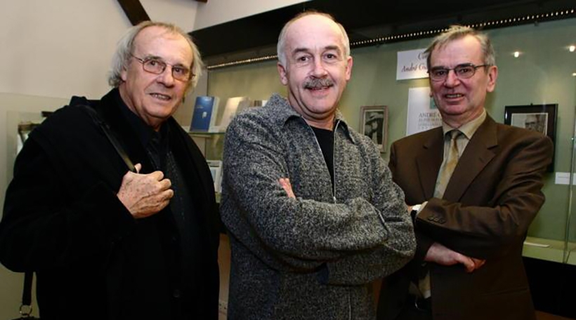 Josy Braun, Jhemp Hoscheit, Pol Pütz