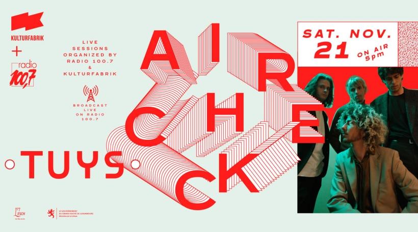 AIRCHECK Tuys