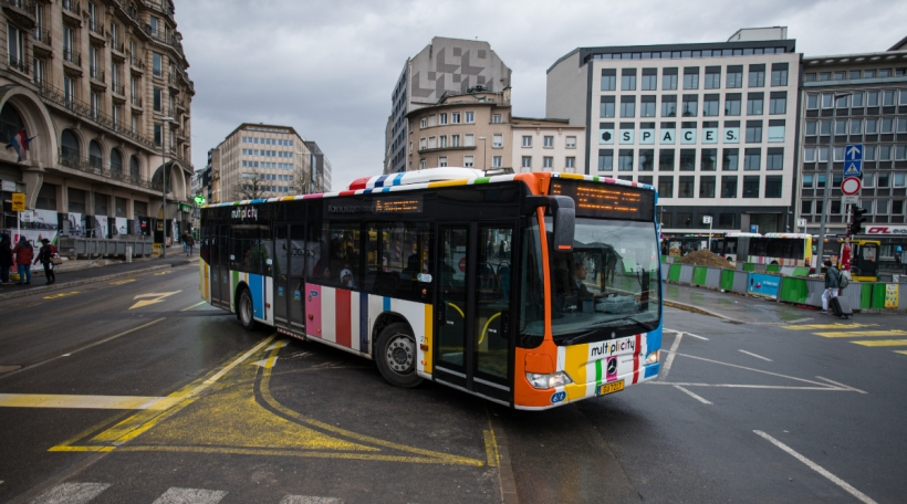 Stad Lëtzebuerg hält Investititounen héich