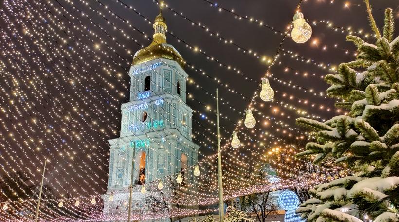 Chrëschtdag zu Kiev