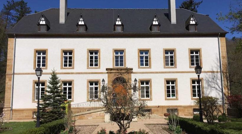 De Centre thérapeutique zu Manternach (Foto: Ute Heinz ép. Rolinger)