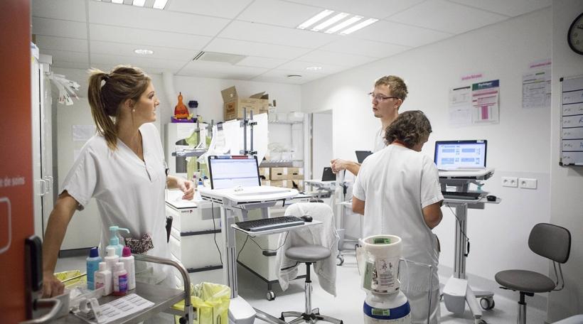 Medezinstudium zu Lëtzebuerg