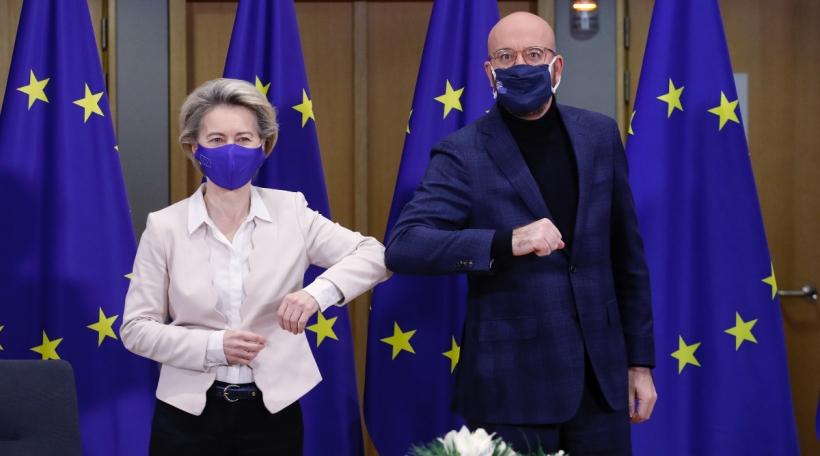 EU-Politik a Corona-Zäiten