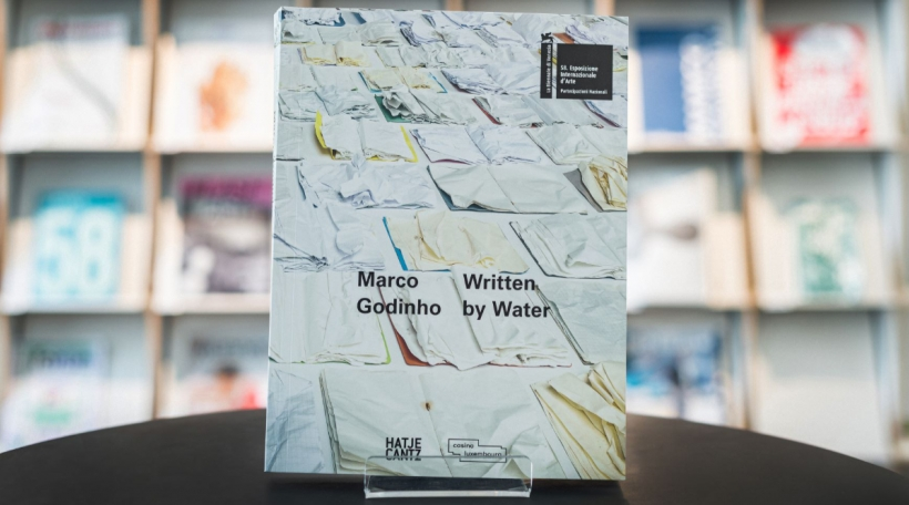 "Marco Godinho ""Written by Water"""