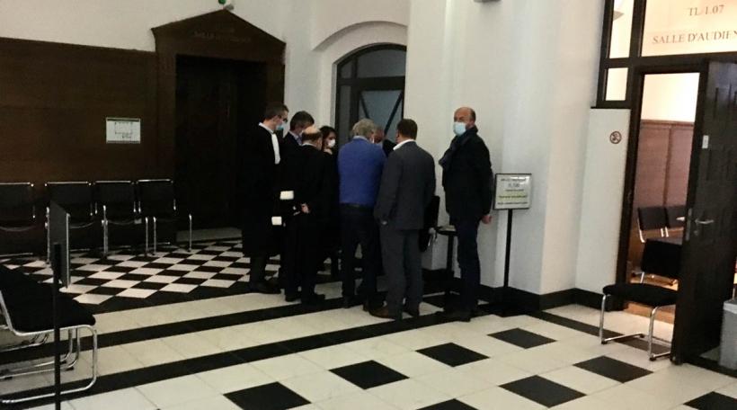 De Prozess géint de Flavio Becca virun der 12. Chambre correctionelle 2