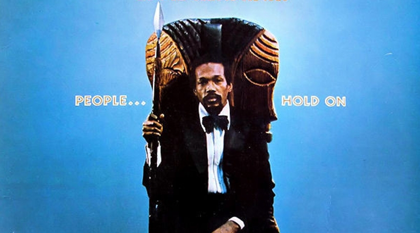 Eddie Kendricks - My People... Hold On