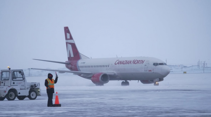 Impfstoff an Nordkanada