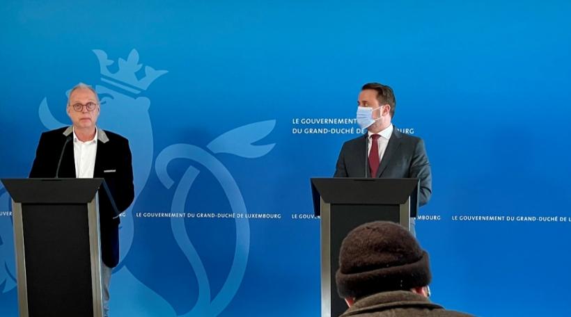 Pressekonferenz vum 24. Mäerz 2021