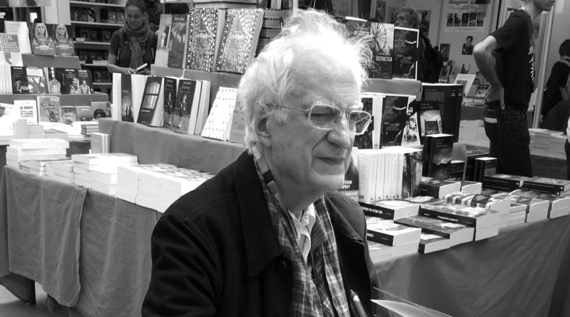 "De Bertrand Tavernier um Festival ""Etonnants voyageurs"" zu Saint-Malo"