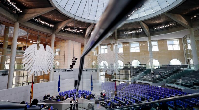 Sessioun am Bundestag
