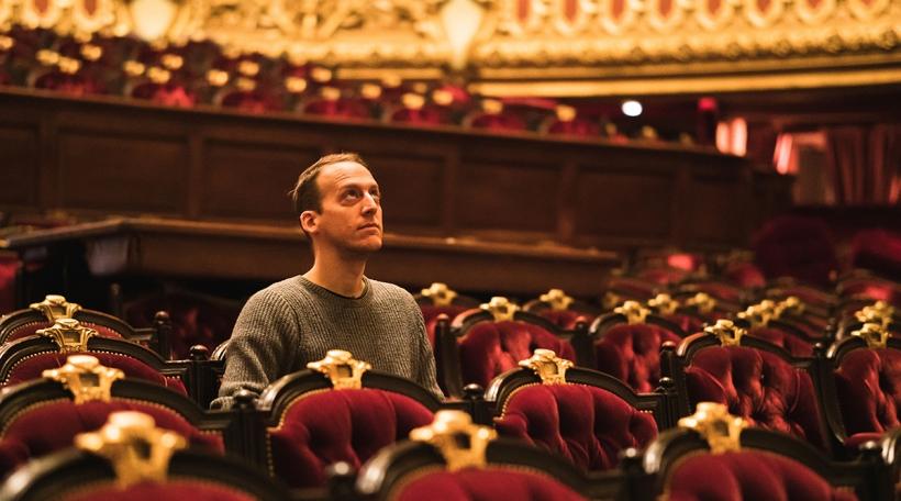 An der Oper zu Paräis