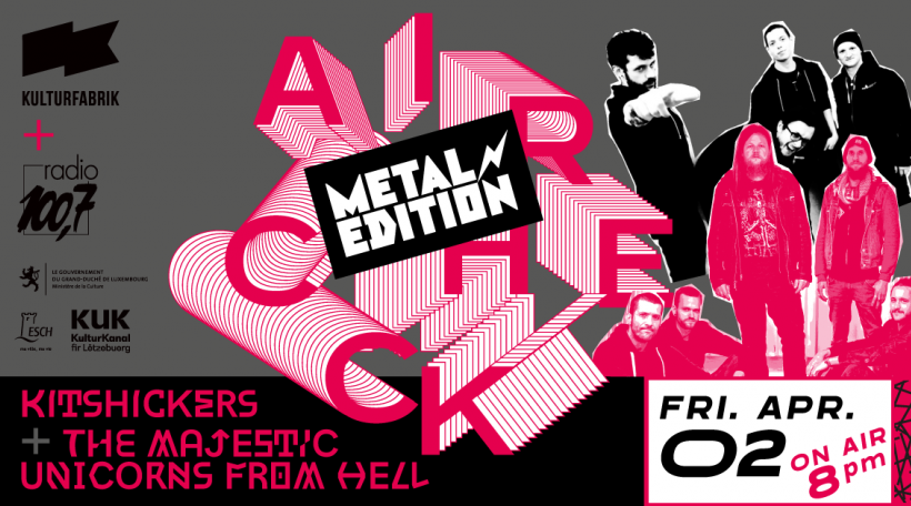 Aircheck Session Metal Edition