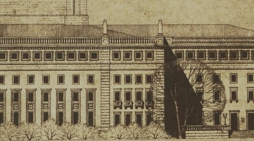 Nazi-Architektur zu Lëtzebuerg