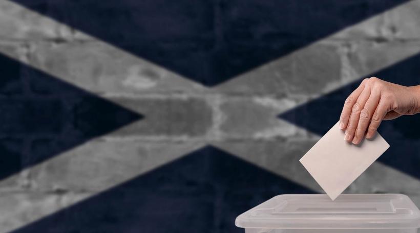 Schottland Wahlen