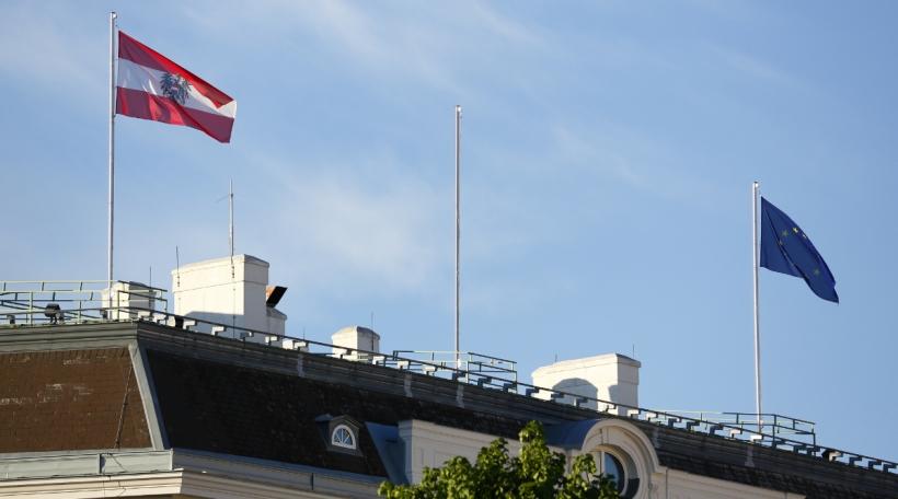 D'Bundeskanzleramt zu Wien
