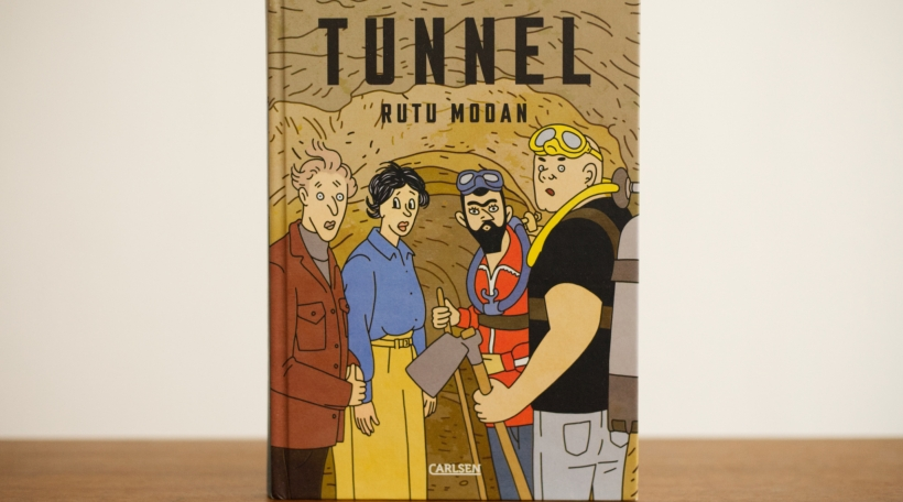 Cover Tunnel