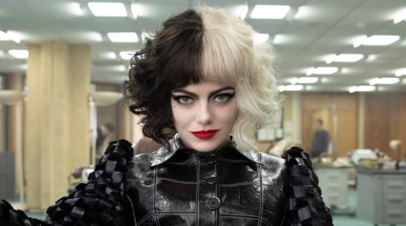 D'Emma Stone als Cruella De Vil