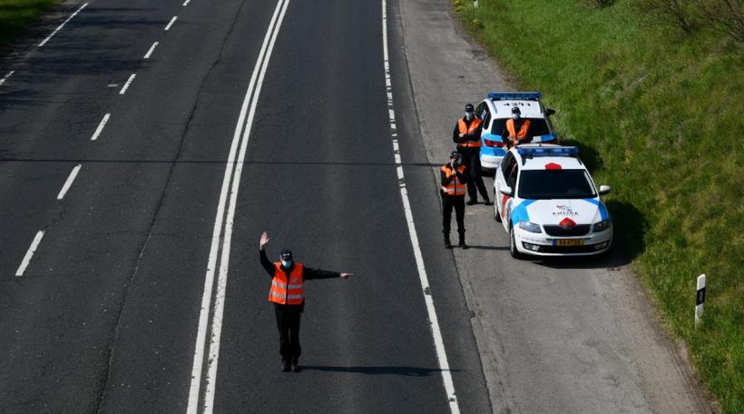 Police-Kontroll