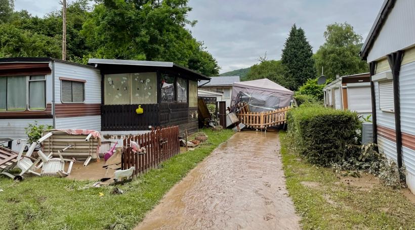 Camping Bur