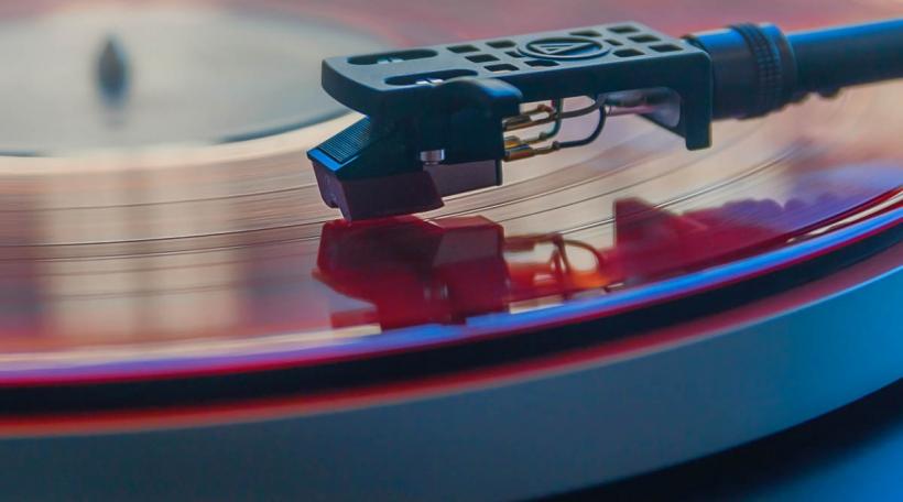 Vinyl Plackespiller