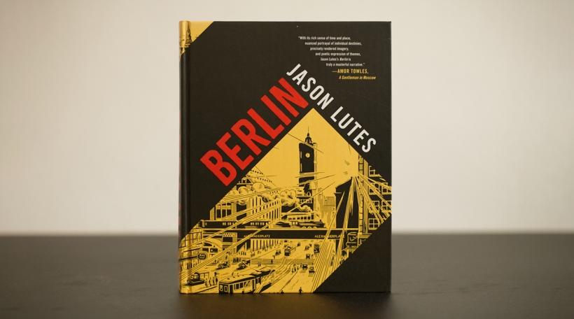 Jason Lutes - Berlin